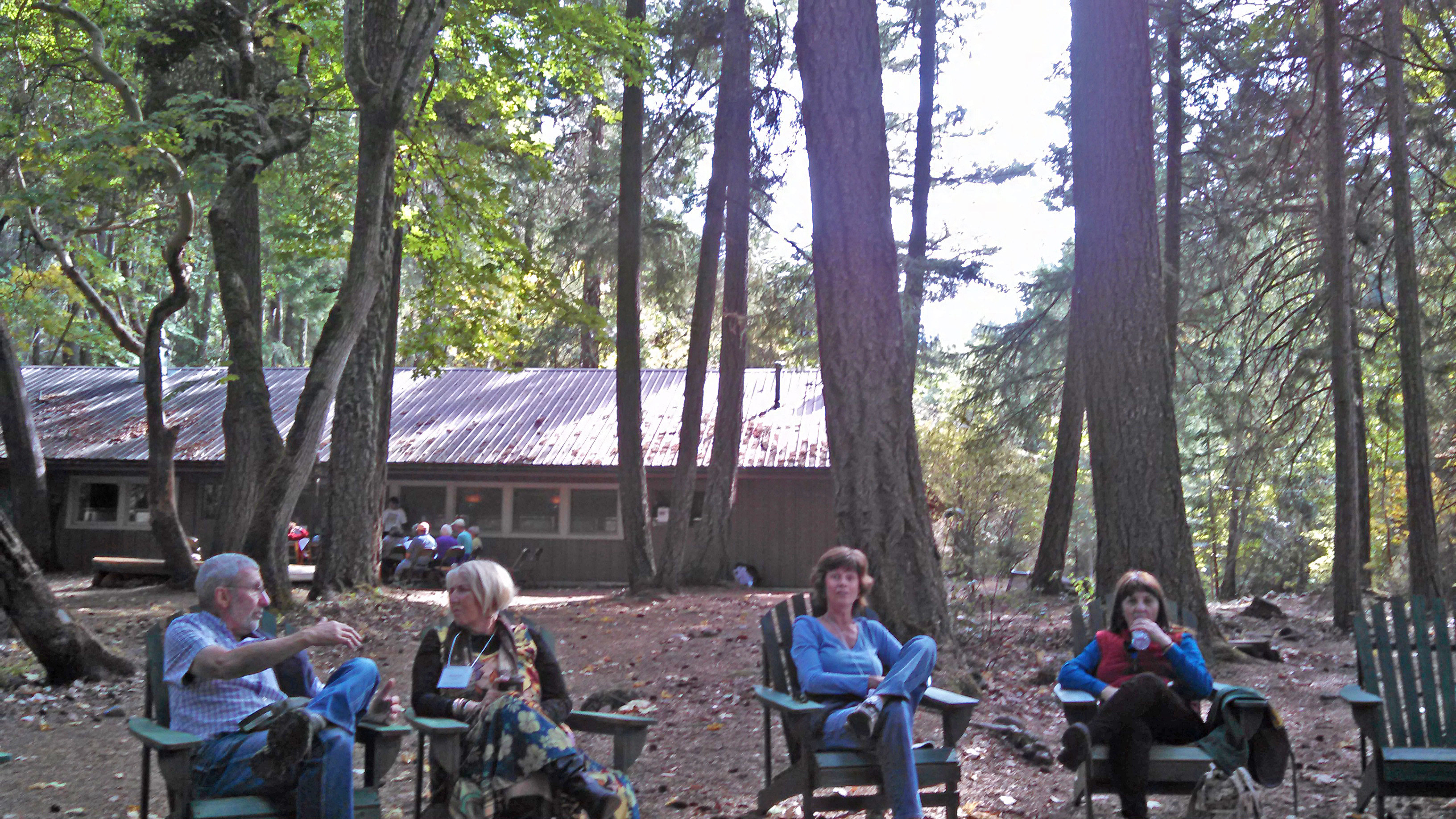 Choir Retreat at Camp Latgawa