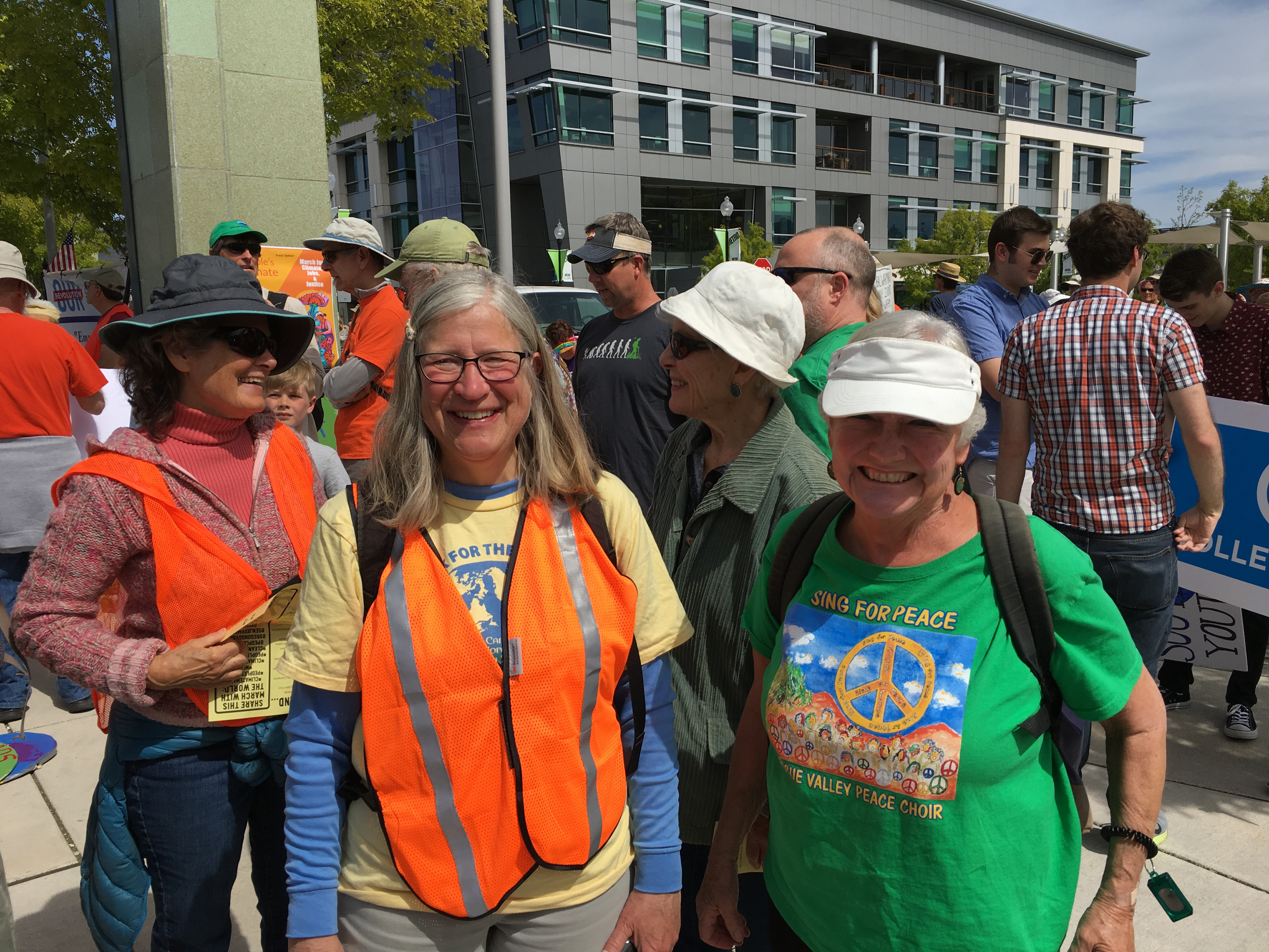 People's Climate March, Southern Oregon
