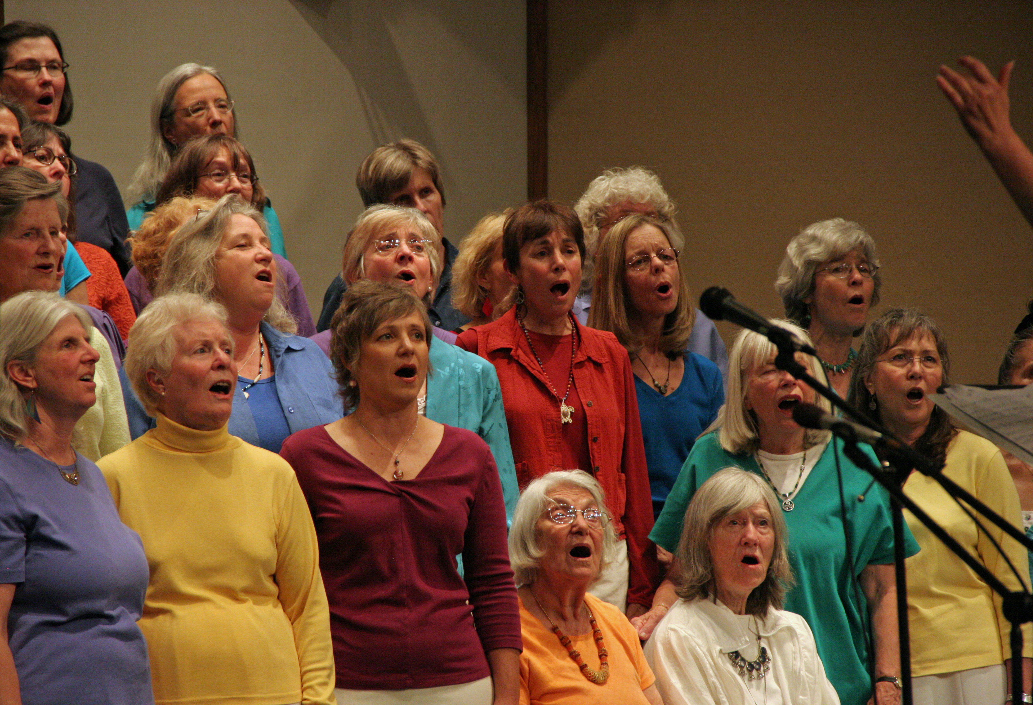 Rogue Valley Peace Choir