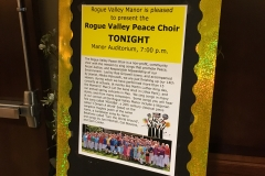 Rogue Valley Manor Concert