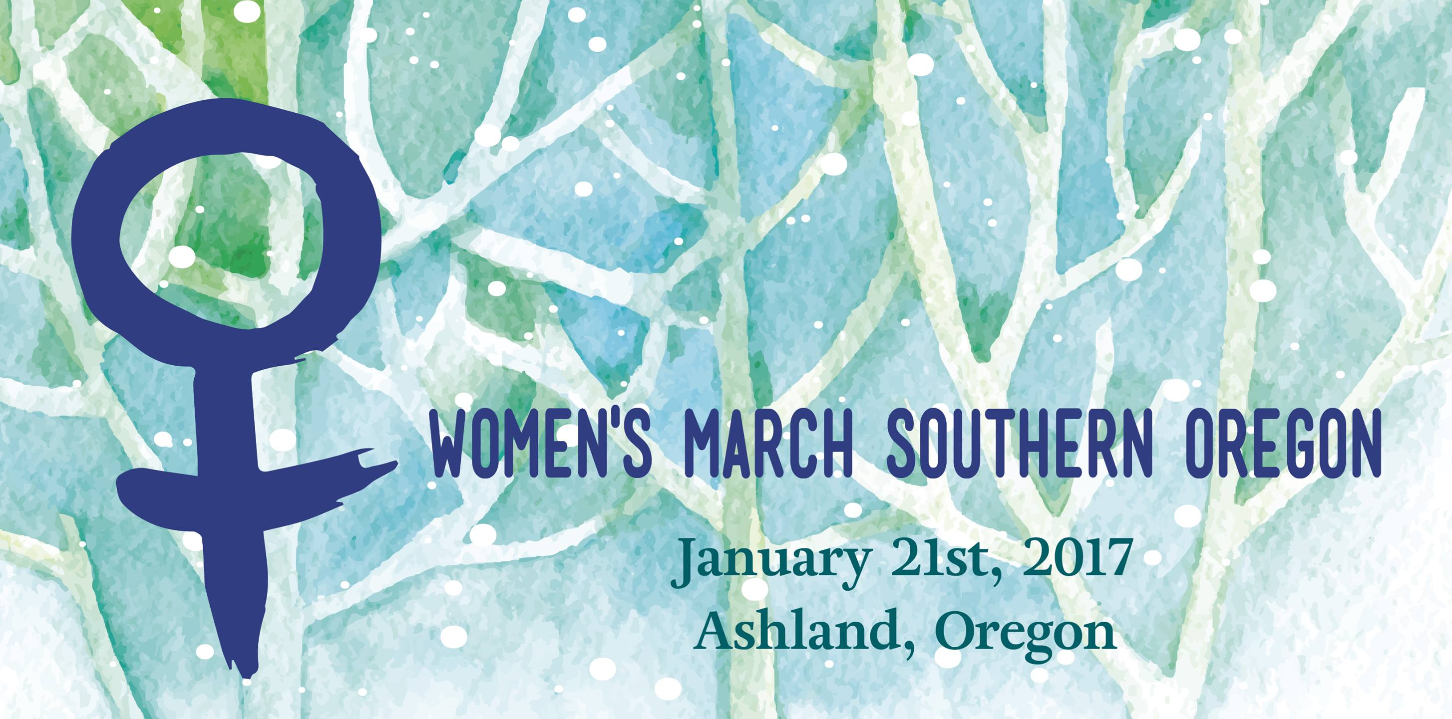 Women's March Southern Oregon