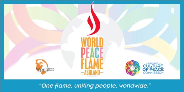 World Peace Flame